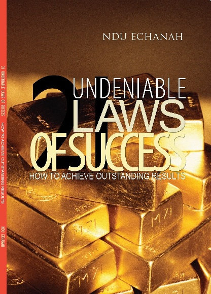 21 Undiniable Laws of Succes by Ndu Echanah