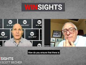 WINSIGHTS: Brandon Steiner's Negotiation Advice