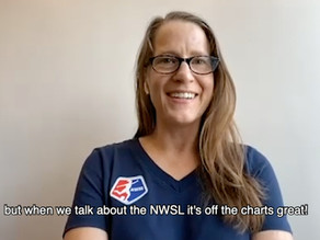 WINSIGHTS: Sponsoring The NWSL Has Added Value -- Supporting Gender Equality