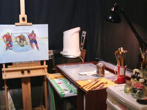 Blog post #1 ...Home Studio