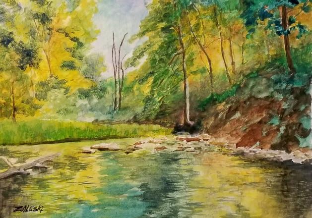 Serenity Color Study Dufferin