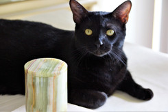 Multi-Green Onyx Candle with Model.jpg