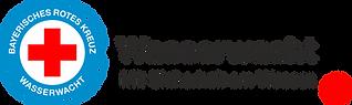 logo wasserwacht bayern mit sicherheit a