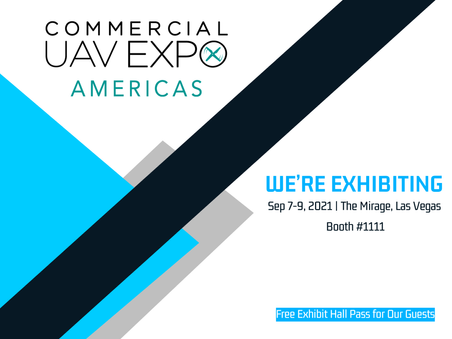 UNDEFINED TECHNOLOGIES WILL PRESENT ITS ION PROPULSION DRONE AT THE #UAVEXPO