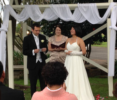 2015 Gareth & Mao renewal of vows butter