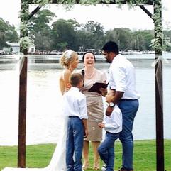Todays wedding was Stacey and Jade at Ku