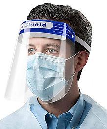 Plastic face shield Singapore supplier N wholesaler www.mask-faceshield.com