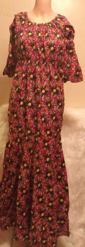 African Traditional Attire Dress #5