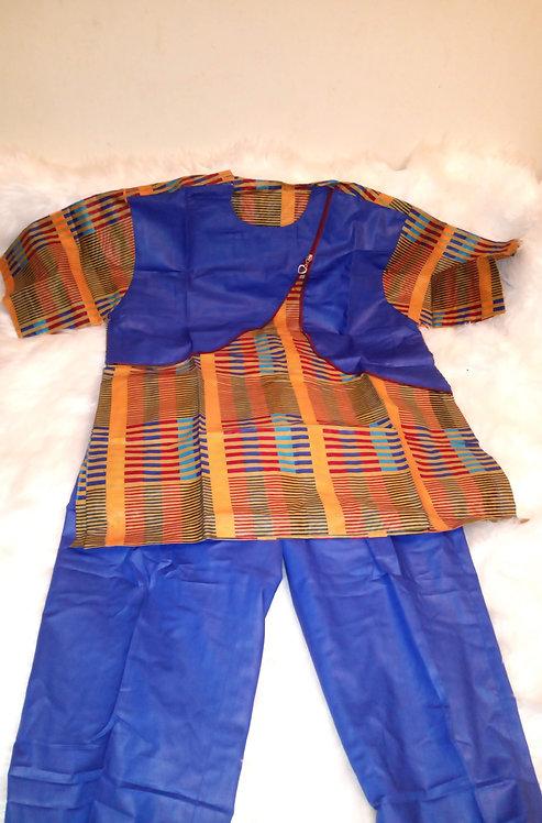 African Attire Suit For Men