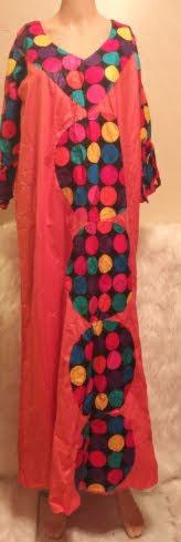 African Creative Design Dress