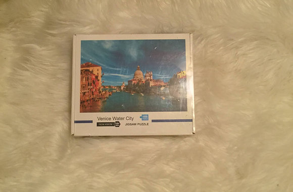 Venice Water City Jigsaw Puzzle 1000 Puzzles®