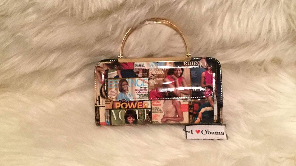 Magazine Small Purse Bag
