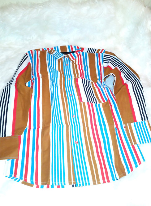 African Clothing Shirt For Guys