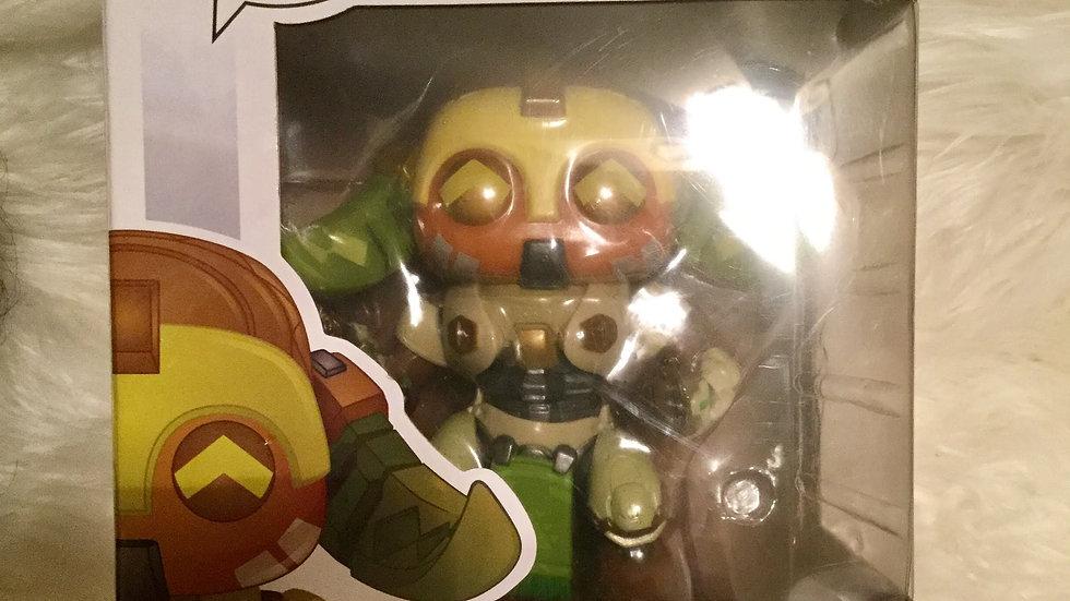 ORISA Pop Games Toy Figure