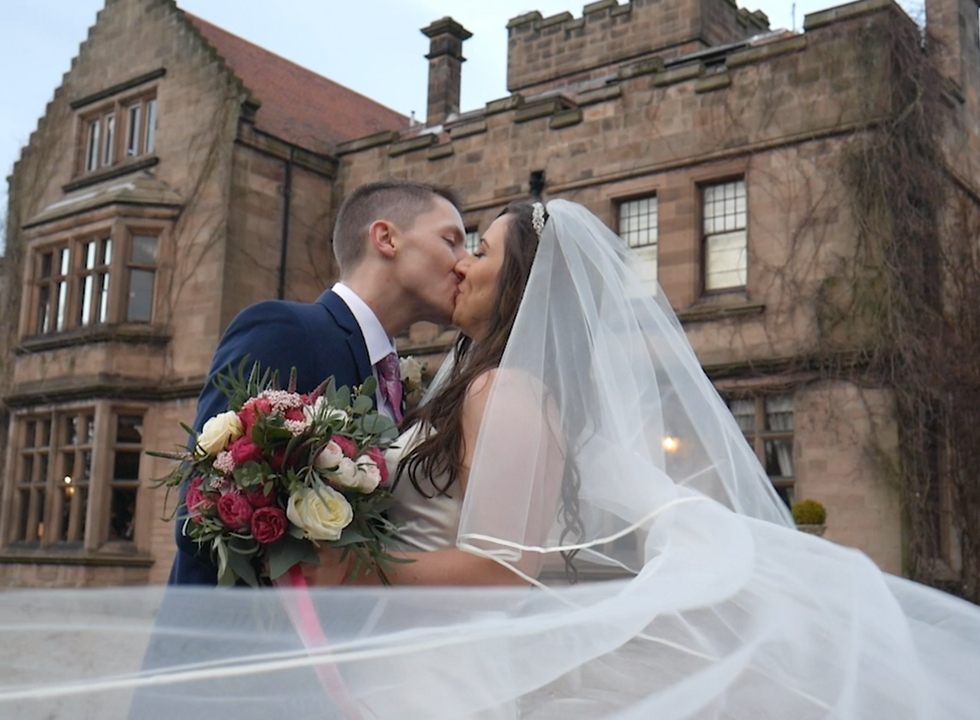 Stephen & Bethany | Ellingham Hall | 14.03.20