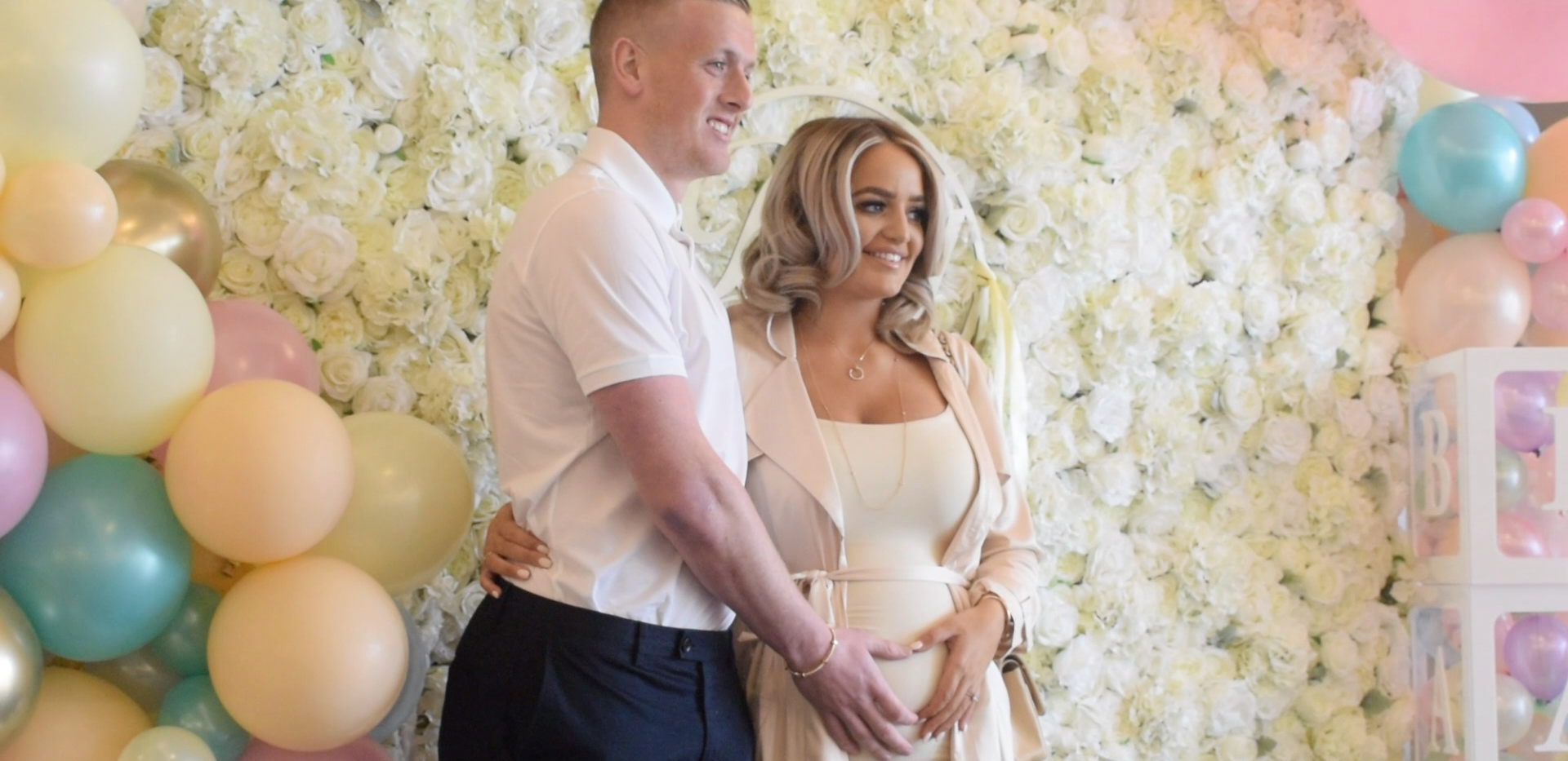 Baby Pickford's Gender Reveal Party | Ramside Hall