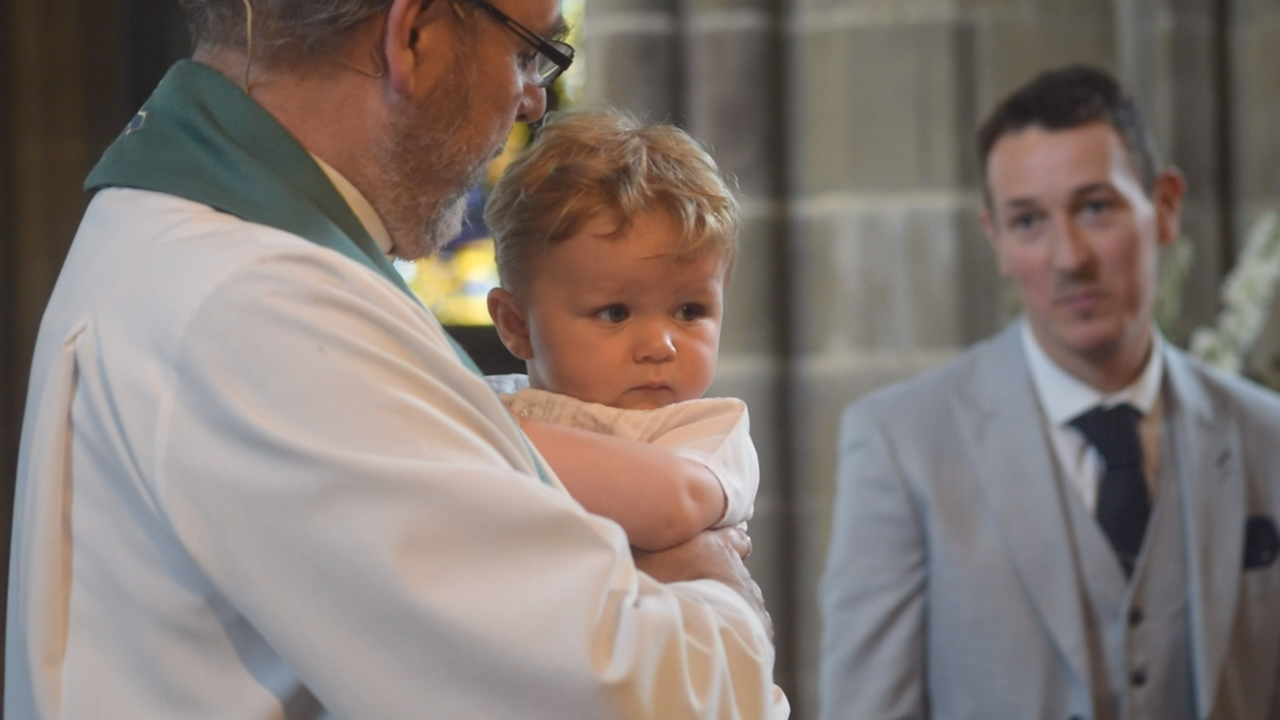 Roman's Christening & 1st Birthday Party | The Looking Glass