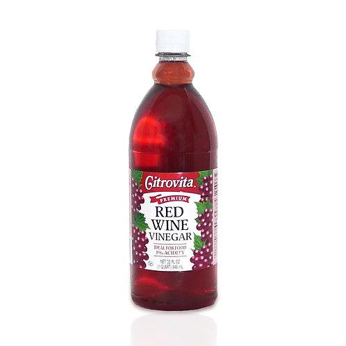 Citrovita Red Wine Vinegar 32 oz