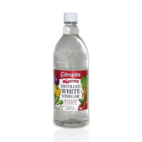 Citrovita White Vinegar 32 oz