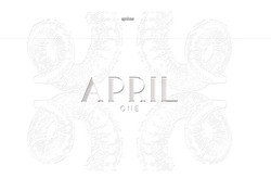 april one