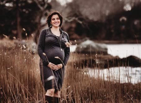 Thuis Studios | Hello Baby! Angela+Deb's Rhode Island Maternity Sesh | Annapolis, MD Photographer