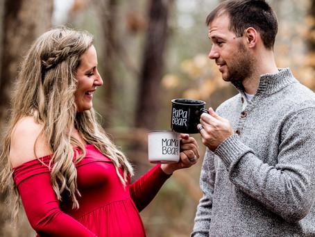 Thuis Studios | Hello Baby!~Kristen+Scott's Maternity  Sesh | Annapolis, Maryland Photographer