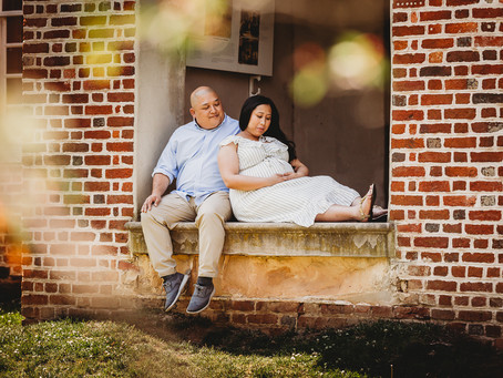 Thuis Studios | Hello Baby! Vania+Nate's Maternity Session | Annapolis, Maryland Photographer