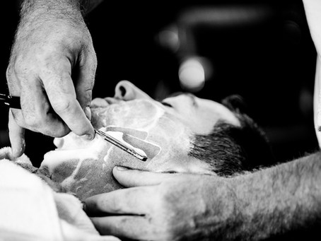 "Thuis Studios | Say ""I do!""~Barber Shop Stop | Annapolis, MD Elopement Photographer+Videographer"
