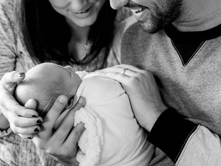 Thuis Studios   Hello Baby!~Welcome Home, Finley!   Pasadena, Maryland Newborn Photographer