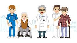 ご高齢者 障害者の方々に配慮した対応