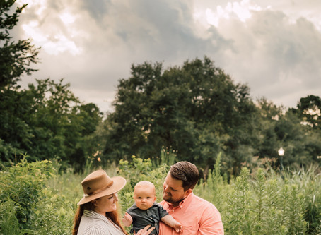 Armstrong family | Hermann Park | Family session