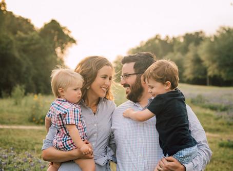 Garcia family | Bluebonnet mini | Katy, Texas