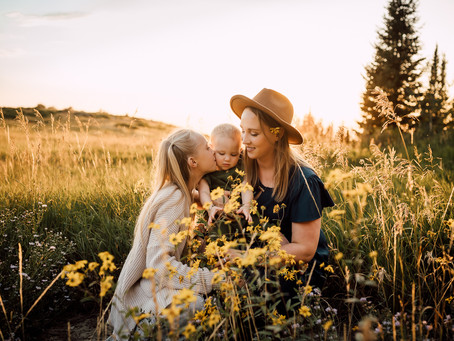 Jensen Family | Bountiful Peak, Utah | Travel Session
