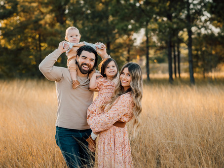 Baylor family | Family session | Katy, TX