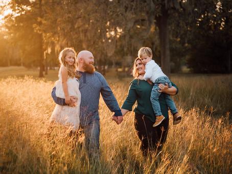 Bilberry Family | Family session | Houston, Texas
