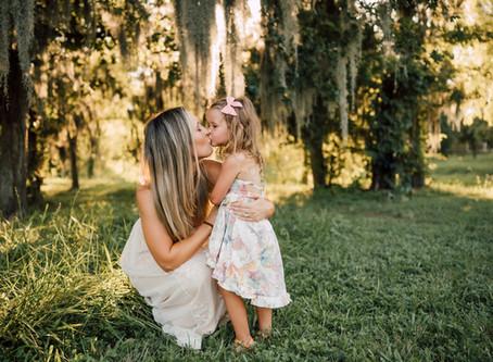 Johnson family | Family session | Katy, Texas outdoor family photographer