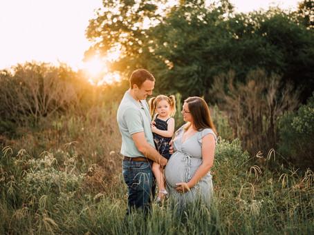 Cristina | Katy, Texas | Mini Maternity session