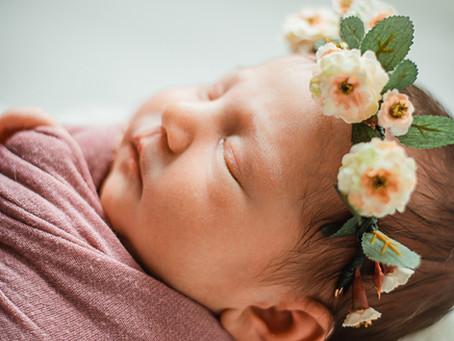 Baby Audrey | Tomball Texas | Newborn photos