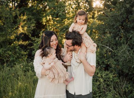Markey Family | Katy, Texas | Outdoor family session