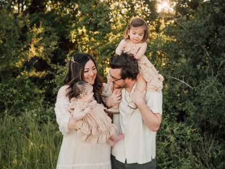 Markey Family   Katy, Texas   Outdoor family session