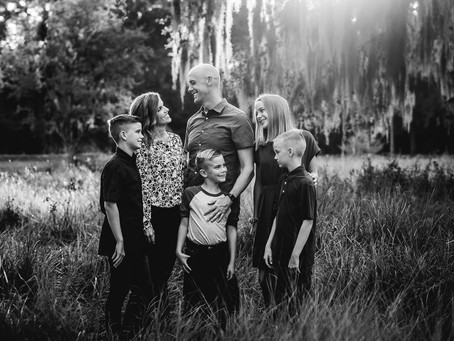 Peterson Family | Pearland, TX | Family session