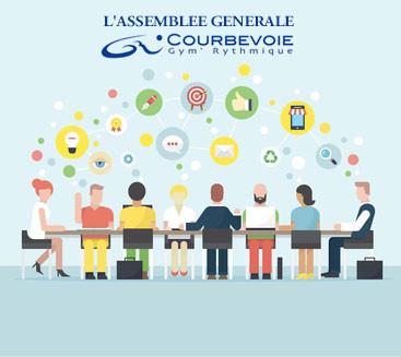 CONVOCATION A L'ASSEMBLEE GENERALE
