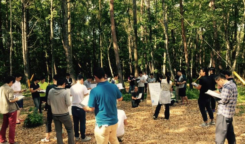 Rising Field Active Learning_ロッテ