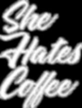 She Hates Coffee logo