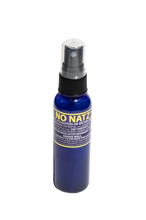 No Natz 2oz Spray - Blue Bottle