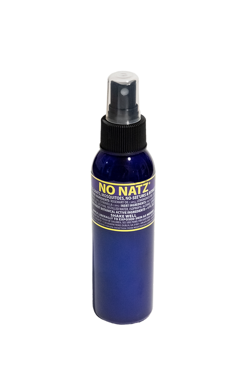 No Natz 4oz Spray - Blue Bottle