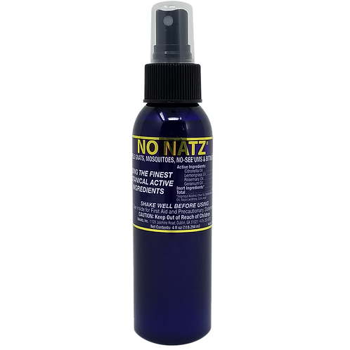 No Natz 4oz Spray - Blue Bottle