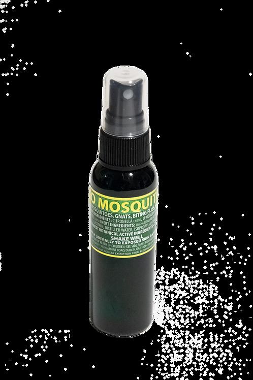 No Mosquitoz 2oz - Green Bottle