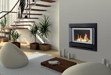 SAP Rinnai Log Fire
