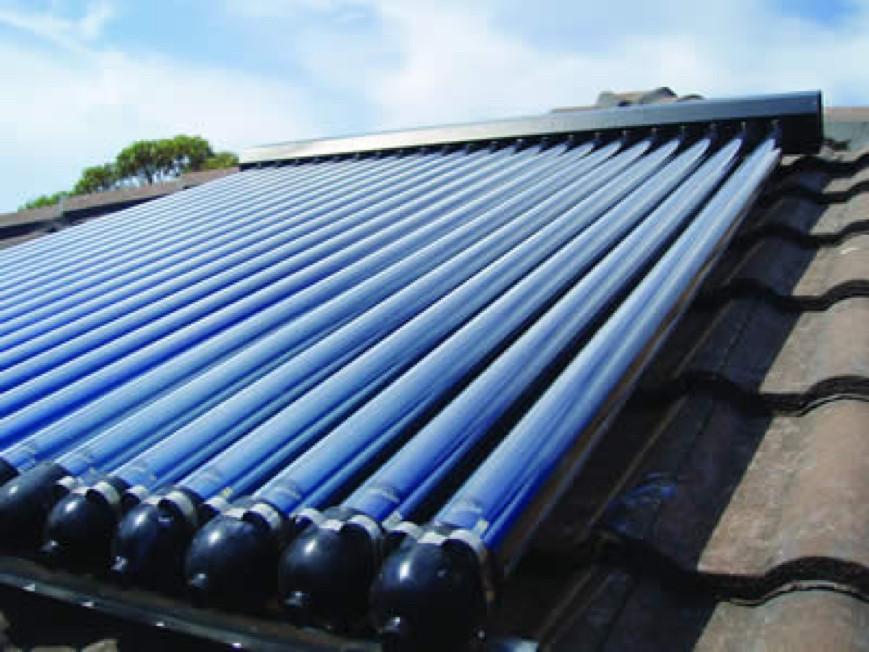 Solar Power Hot Water Gas Air Skylights